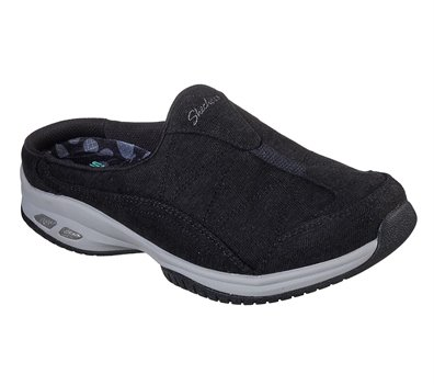 Black White Skechers Relaxed Fit: Commute Time - Emergent