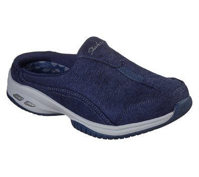 NAVY Skechers Relaxed Fit: Commute Time - Emergent - FINAL SALE