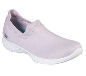 Purple Skechers YOU Define - Perfection