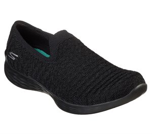 Black Skechers YOU Define - Devotion