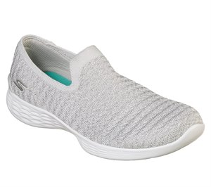 Silver Skechers YOU Define - Devotion