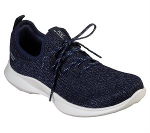 White Navy Skechers YOU Serene - Amour