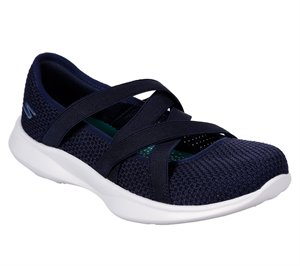 White Navy Skechers YOU Serene - Vanity