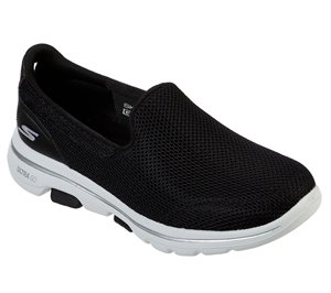 White Black Skechers Skechers GOwalk 5
