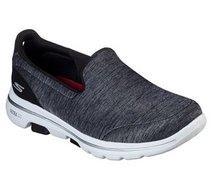 White Black Skechers Skechers GOwalk 5 - Honor