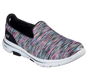 Multi Black Skechers Skechers GOwalk 5 - Fantastic