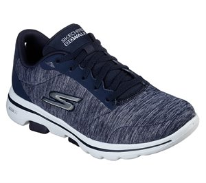 White Navy Skechers Skechers GOwalk 5 - True