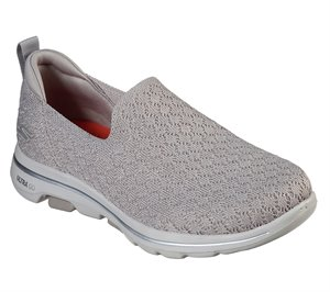 Natural Skechers Skechers GOwalk 5 - Brave