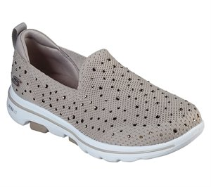 Natural Skechers Skechers GOwalk 5 - Limelight