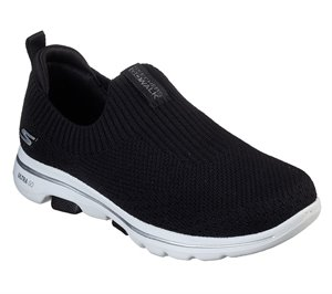 White Black Skechers Skechers GOwalk 5 - Trendy