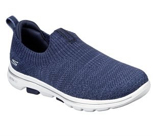 White Navy Skechers Skechers GOwalk 5 - Trendy