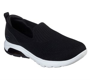 White Black Skechers Skechers GOwalk Air