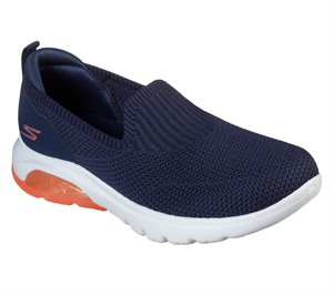 Coral Navy Skechers Skechers GOwalk Air