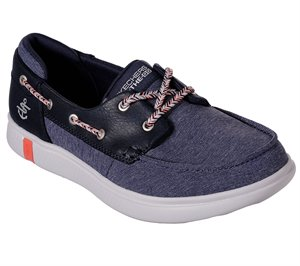 Navy Skechers Skechers On the GO Glide Ultra - Playa