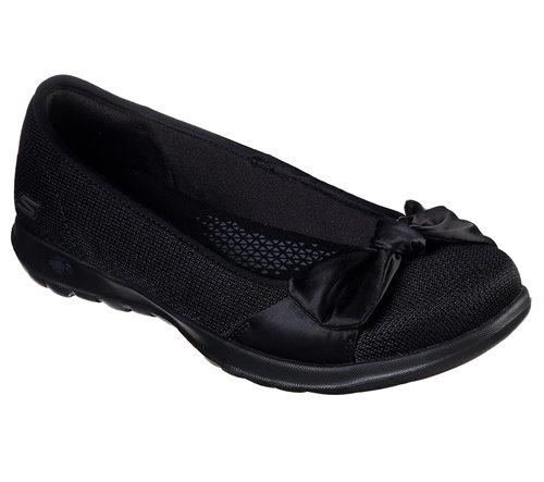 Skechers Skechers Gowalk Lite Romance In Black