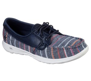 Multi Navy Skechers Skechers GOwalk Lite - Beachside