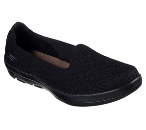 Black Skechers Skechers On the GO Bliss - Elation