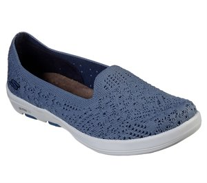Blue Skechers Skechers On the GO Bliss - Elation