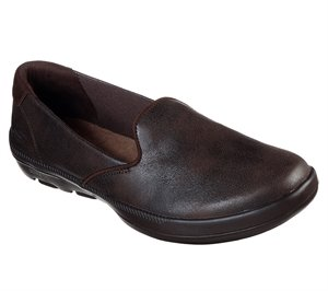 Brown Skechers Skechers On the GO Bliss - Empress
