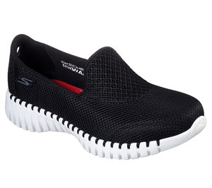 White Black Skechers GOwalk Smart