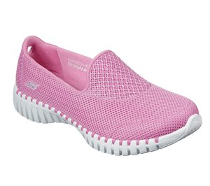 Pink Skechers GOwalk Smart
