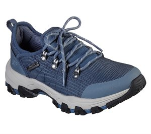 Blue Skechers Relaxed Fit: Selmen - Rim to Rim - FINAL SALE