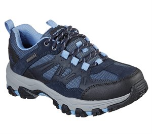 Gray Navy Skechers Relaxed Fit: Selmen - West Highland - FINAL SALE