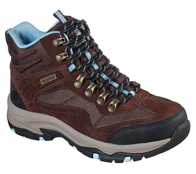 BROWN Skechers Relaxed Fit: Trego - Base Camp - FINAL SALE
