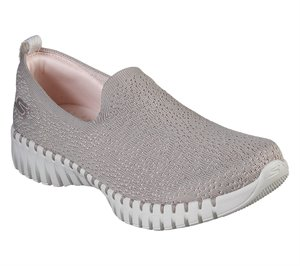 Natural Skechers Skechers GOwalk Smart