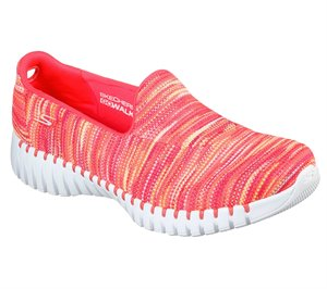 Multi Pink Skechers Skechers GOwalk Smart - Masterpiece