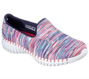 Multi Navy Skechers Skechers GOwalk Smart - Masterpiece