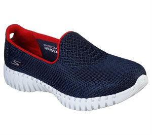 Red Navy Skechers Skechers GOwalk Smart - Crafty
