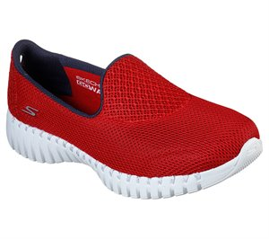 Navy Red Skechers Skechers GOwalk Smart - Crafty