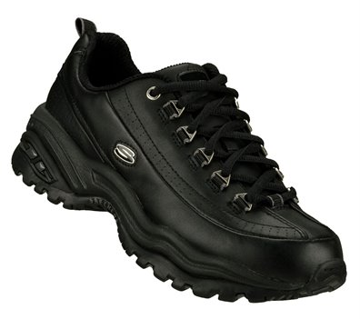 Black Skechers Premium