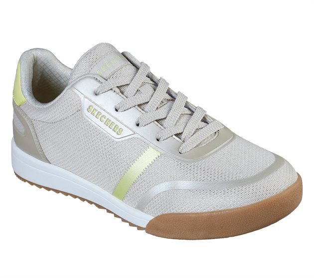 Consultar Dispuesto Redundante  Skechers Zinger 2.0 - Pearlescent Path - FINAL SALE in Yellow Natural -  Skechers Womens Casual on Shoeline.com