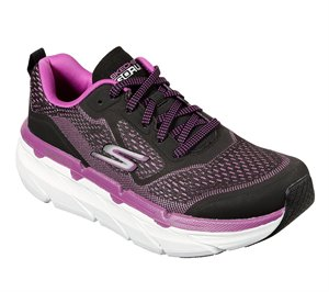 Purple Black Skechers Skechers Max Cushioning Premier - FINAL SALE