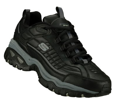 Black Skechers Energy - After Burn - FINAL SALE