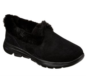 Black Skechers Skechers GOwalk 5 - Toasty