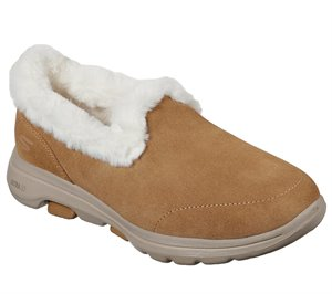 Brown Skechers Skechers GOwalk 5 - Toasty