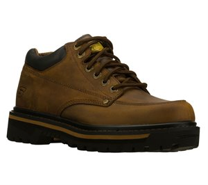 Brown Skechers Mariners