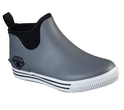 Gray Skechers Work: Moltke WP - FINAL SALE