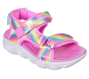 Multi Skechers S Lights: Hypno-Splash - Rainbow Lights