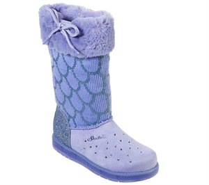 Blue Skechers Twinkle Toes: Glitzy Glam - Mermaid Daze - FINAL SALE
