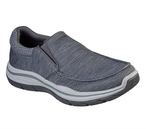 Gray Skechers Relaxed Fit: Expected 2.0 - Andro - FINAL SALE
