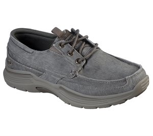 Natural Skechers Relaxed Fit: Expended - Kevan - FINAL SALE