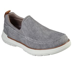Natural Skechers Relaxed Fit: Doveno - Hangout - FINAL SALE