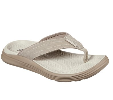 Natural Skechers Relaxed Fit: Sargo - Reyon