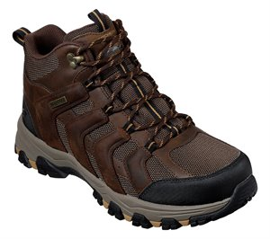 Brown Skechers Relaxed Fit: Selmen - Relodge - FINAL SALE