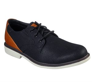 Black Skechers Matlo - Bresen - FINAL SALE