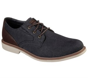 Gray Skechers Matlo - Bresen - FINAL SALE